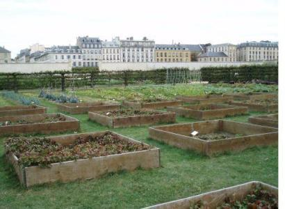 Parigi tra orti giardini e mercati in the mood for love - Le potager du roi ...