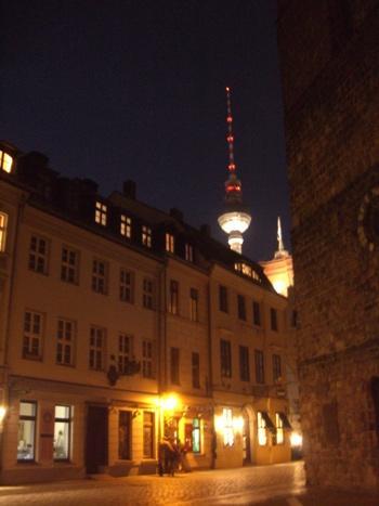 week end a Berlino