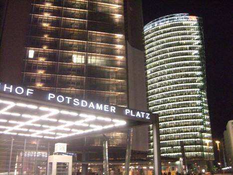 week end a Berlino Postdamer platz