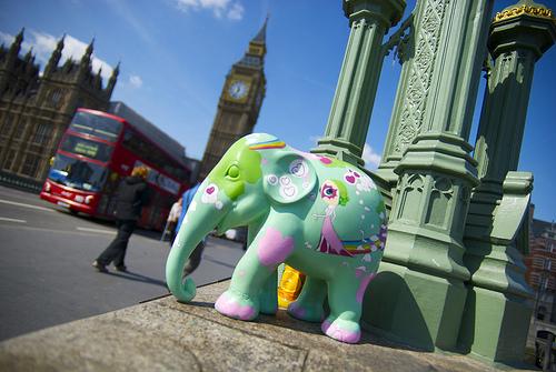 Elefanti colorati a milano cosa sono l elephant parade for Design parade milano