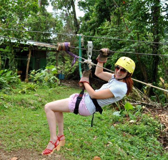 Costarica canopy