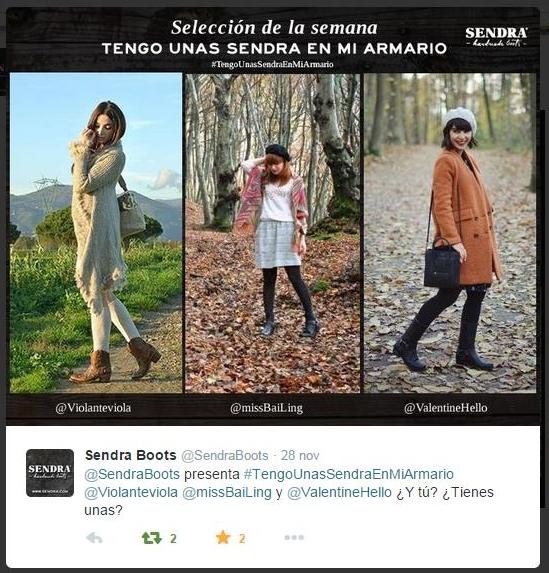 Sandra Boots Tweet 2