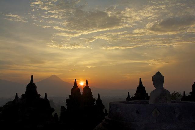 The 50 greatest travel experience. Borobodur