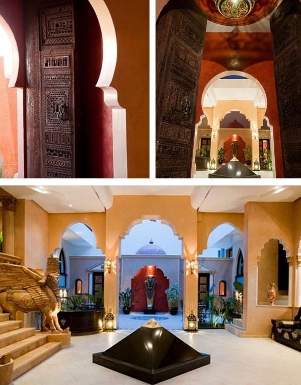 le temple des arts Ouarzazate