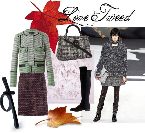 Love tweed