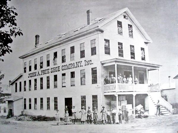 Frye Factory early