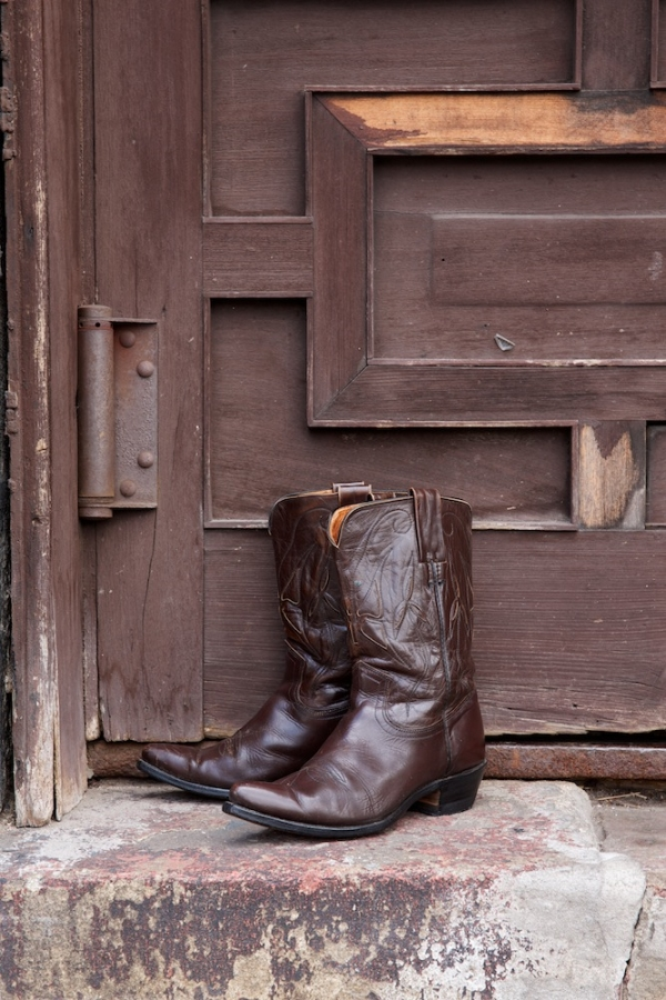 JACKIE'O_riding boots_1962