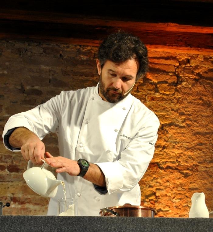Carlo Cracco Gusto in Scena 2014