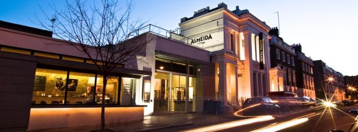 Almeida-theatre-bar