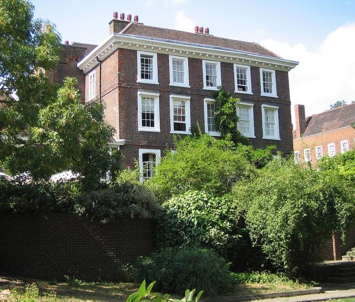 Burgh House London
