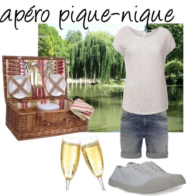 picnic Parigi