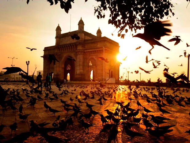 mumbai sunrise