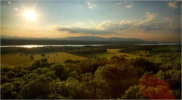 Hudson Valley view 2