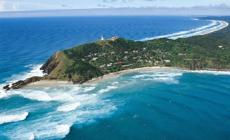 Byron-Bay-In-New-South-Wales-Australia