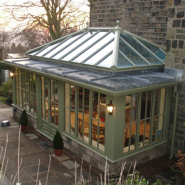 spesso Home design. Il fascino intramontabile dei giardini d'inverno. GU68