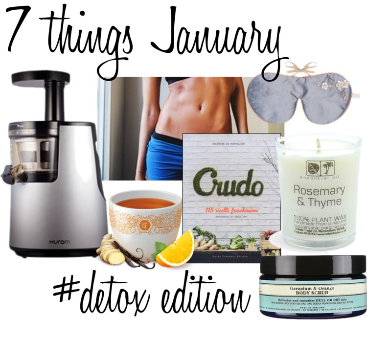 7 things january