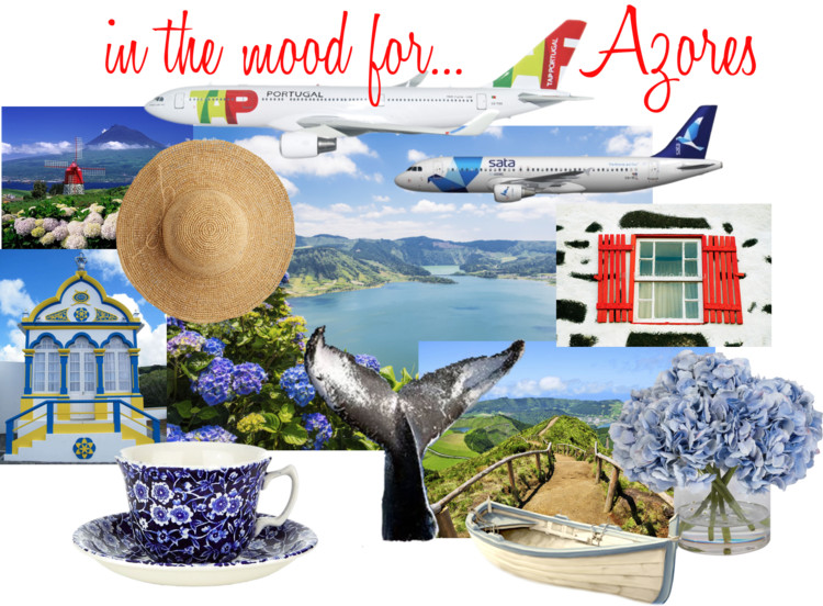 in the mood for Azores