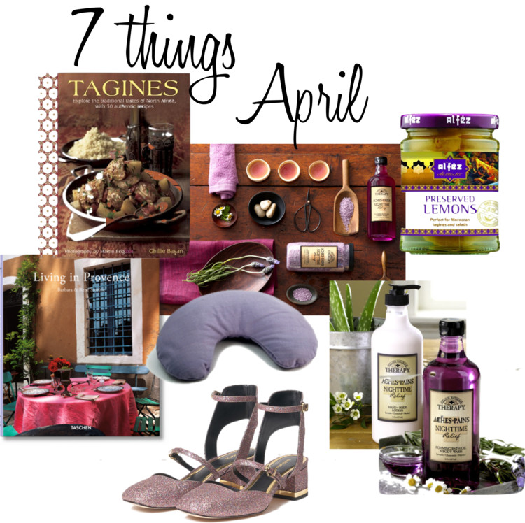 7 things April