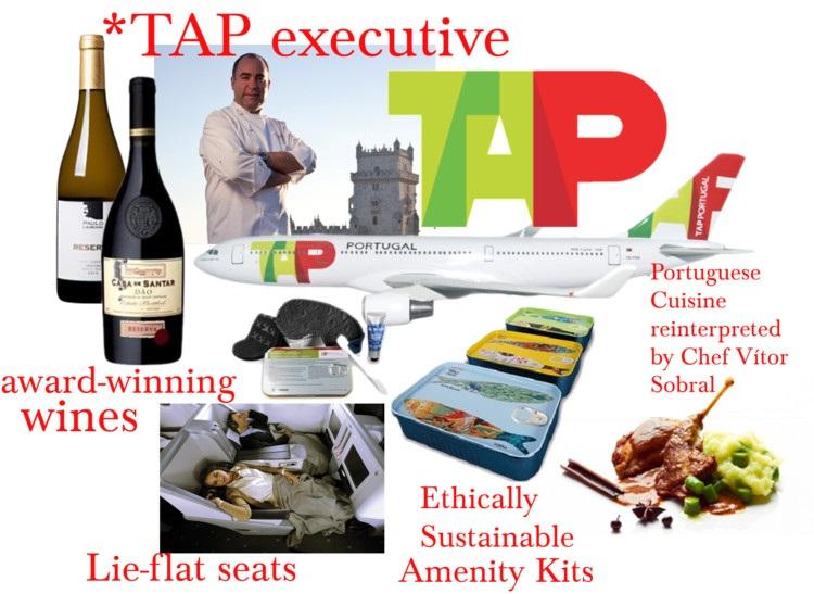 TAP moodboard executive