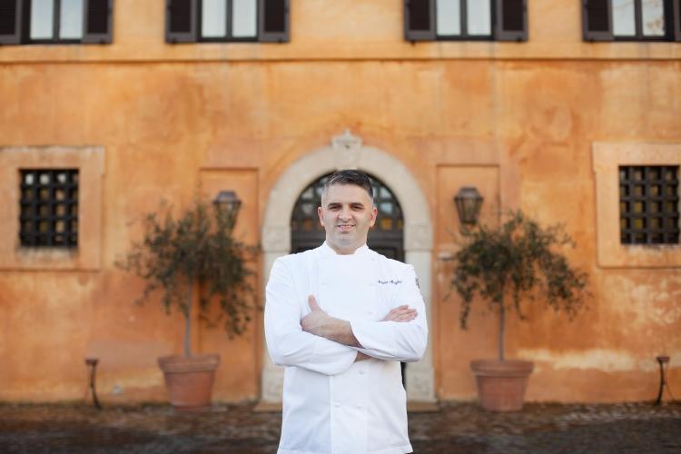 Chef Antonio Magliulo