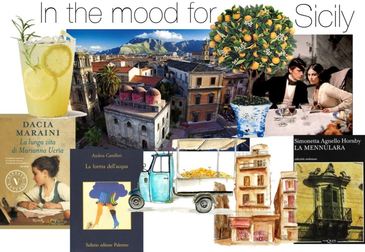 in the mood for Sicily