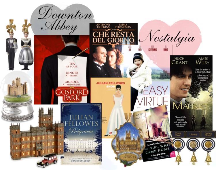 Downton Abbey Nostalgia